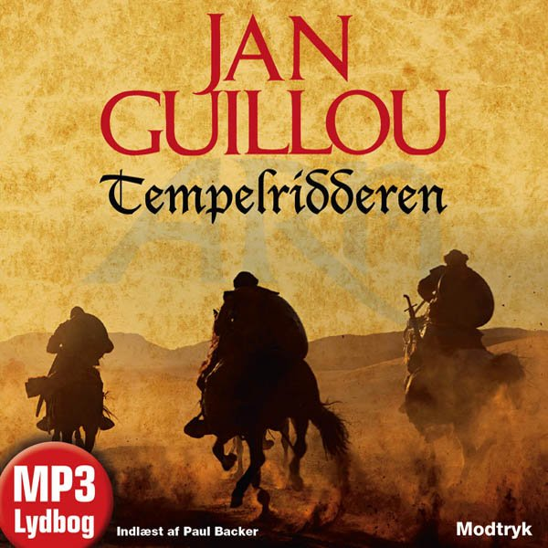 Image of   Tempelridderen - Jan Guillou - Cd Lydbog