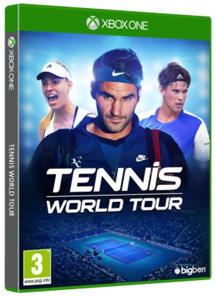 Image of   Tennis World Tour - Xbox One