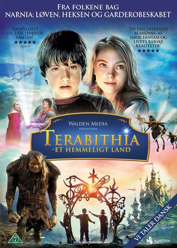 Billede af Bridge To Terabithia- Et Hemmeligt Land - DVD - Film
