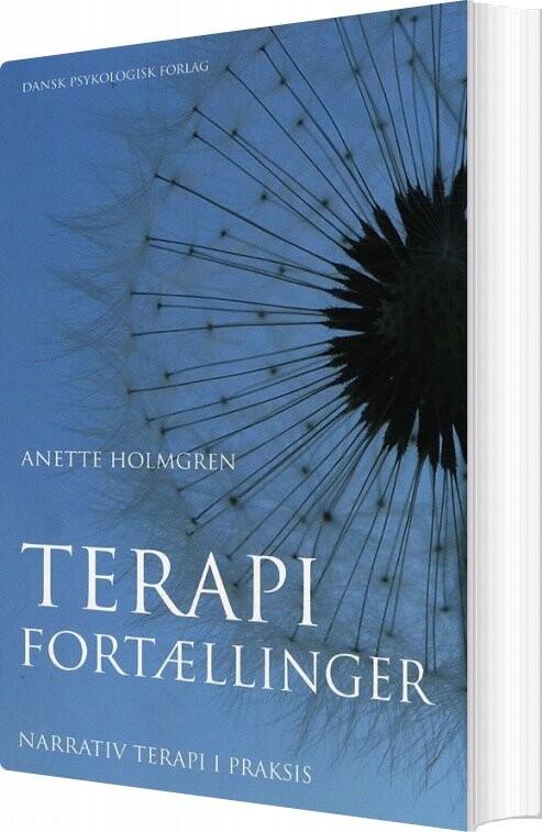 Terapifortællinger - Anette Holmgren - Bog