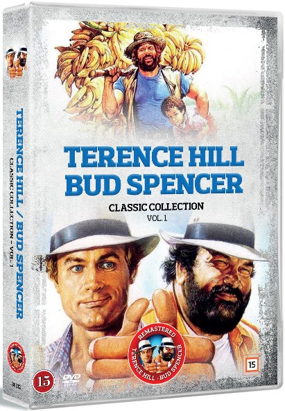 Terence Hill & Bud Spencer - Classic Collection Vol. 1 - DVD - Film