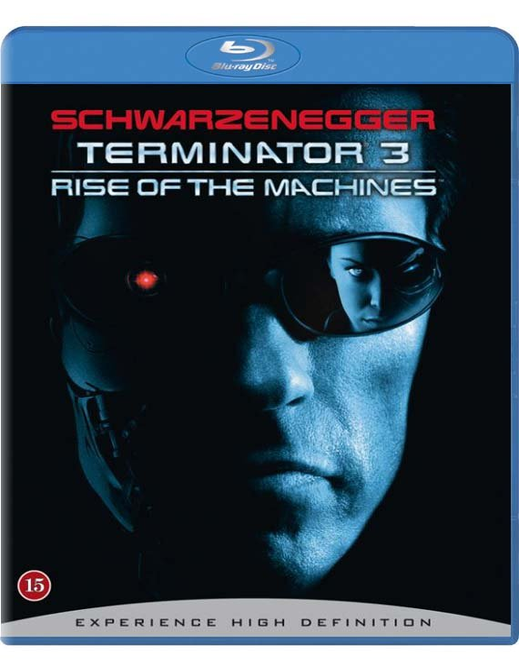 Terminator 3 - Rise Of The Machines - Blu-Ray