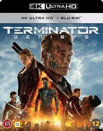 Image of   Terminator 5 - Genisys - 4K Blu-Ray