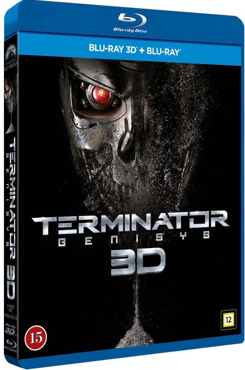 Image of   Terminator: Genisys - 3D Blu-Ray
