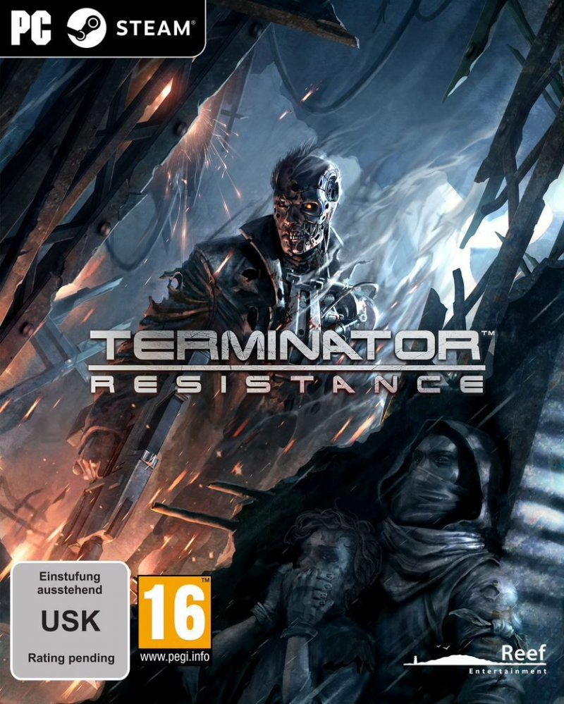 Image of   Terminator: Resistance - PC