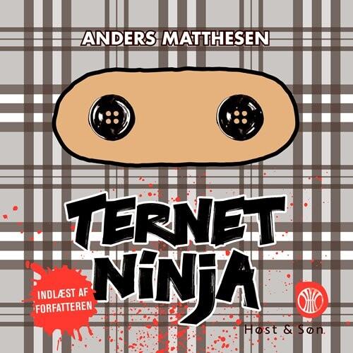 Image of   Ternet Ninja - Anders Matthesen - Cd Lydbog