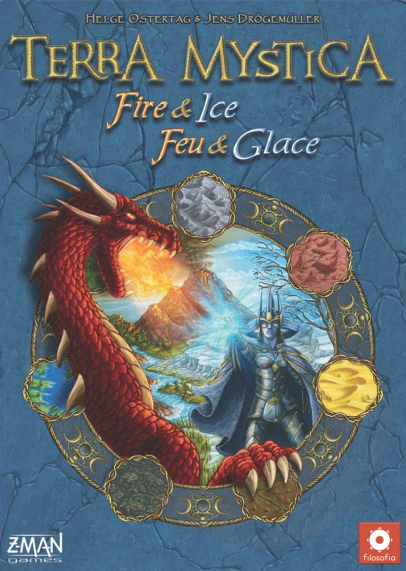 Terra Mystica Fire & Ice