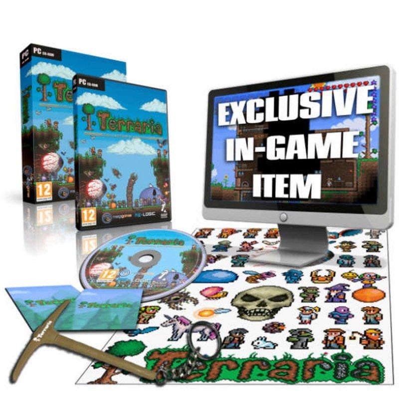 Image of   Terraria Collectors Edition - PC