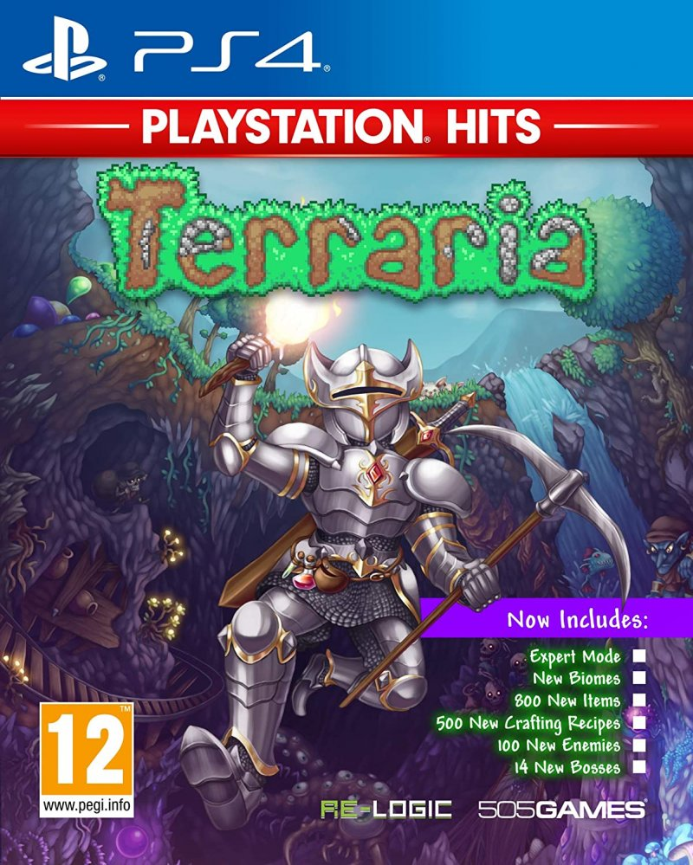 Image of   Terraria V 1,3 - PS4