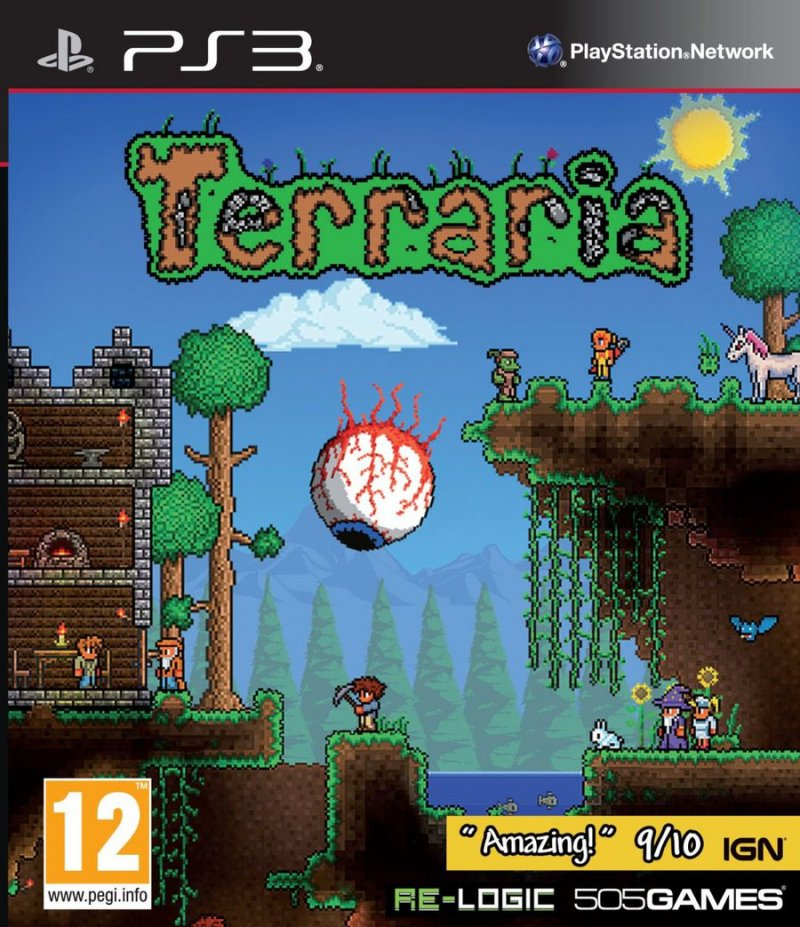 Image of   Terraria - PS3