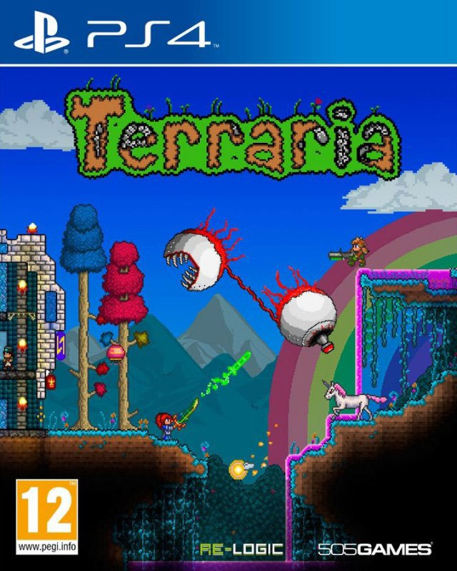 Image of   Terraria - PS4