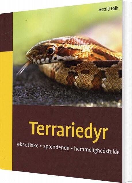 Image of   Terrariedyr - Astrid Falk - Bog
