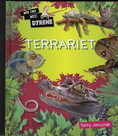 Terrariet - Terry Jennings - Bog