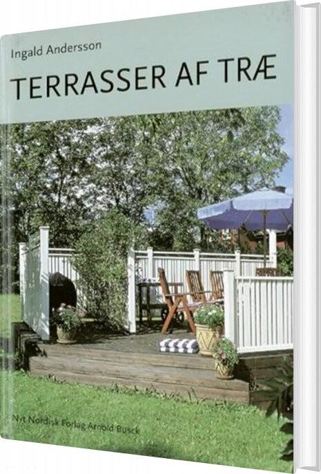 Terrasser Af Træ - Ingald Andersson - Bog