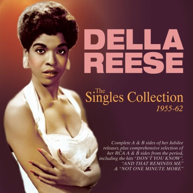 Image of   Della Reese - The Singles Collection - CD