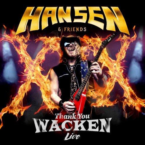 Image of   Hansen & Friends - Thank You Wacken (cd+dvd) - CD