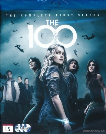 Image of   The 100 - Sæson 1 - Blu-Ray - Tv-serie
