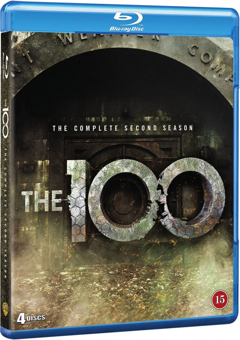 Image of   The 100 - Sæson 2 - Blu-Ray - Tv-serie