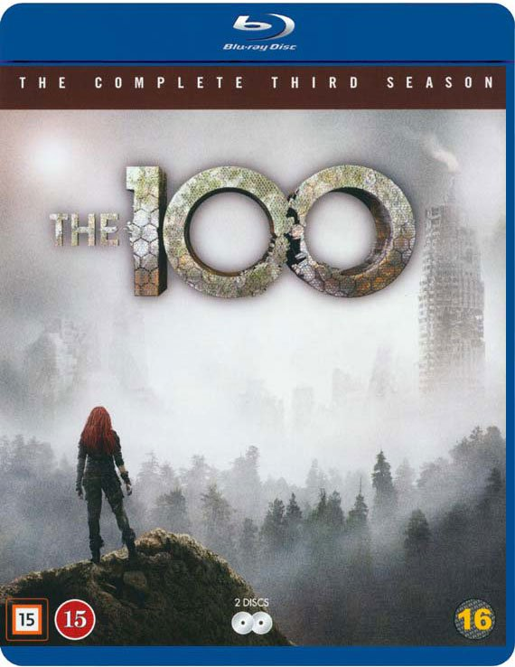 The 100 - Sæson 3 - Blu-Ray - Tv-serie