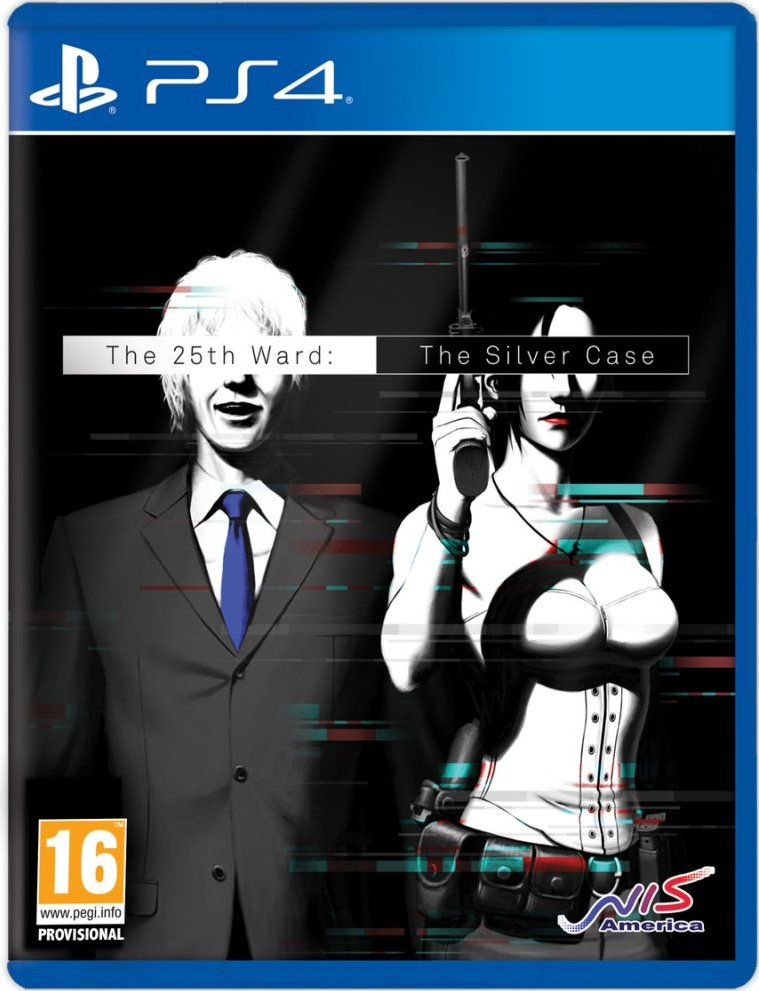 Image of   The 25th Ward: The Silver Case - PS4
