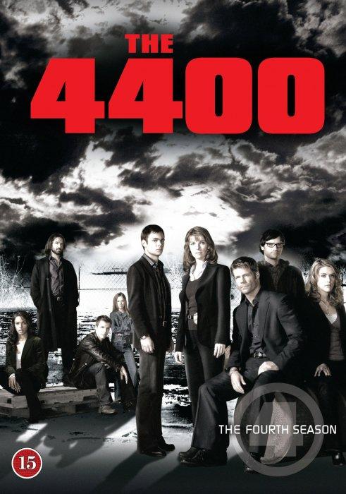 Billede af The 4400 - Sæson 4 - DVD - Tv-serie