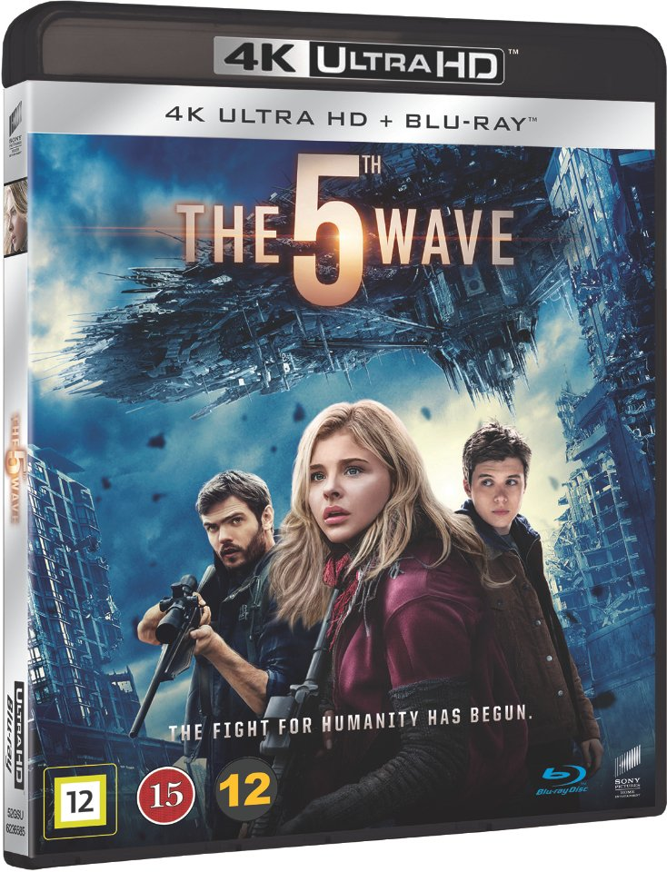 Image of   The 5th Wave - 4K Blu-Ray