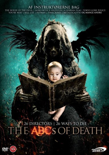 The Abcs Of Death - DVD - Film