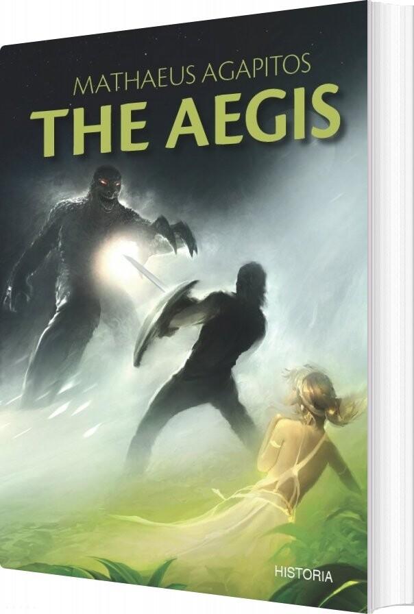 Image of   The Aegis - Mathaeus Agapitos - Bog
