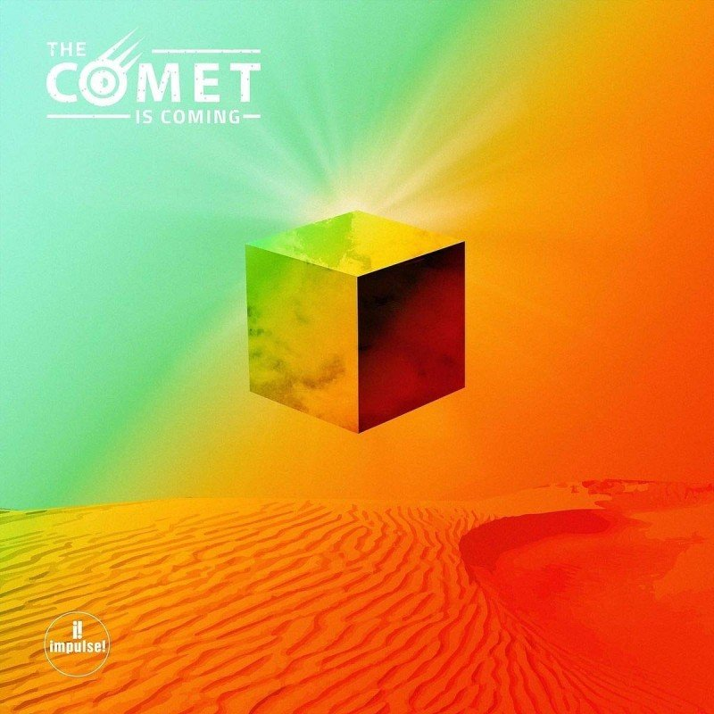 Image of   The Comet Is Coming - The Afterlife - CD