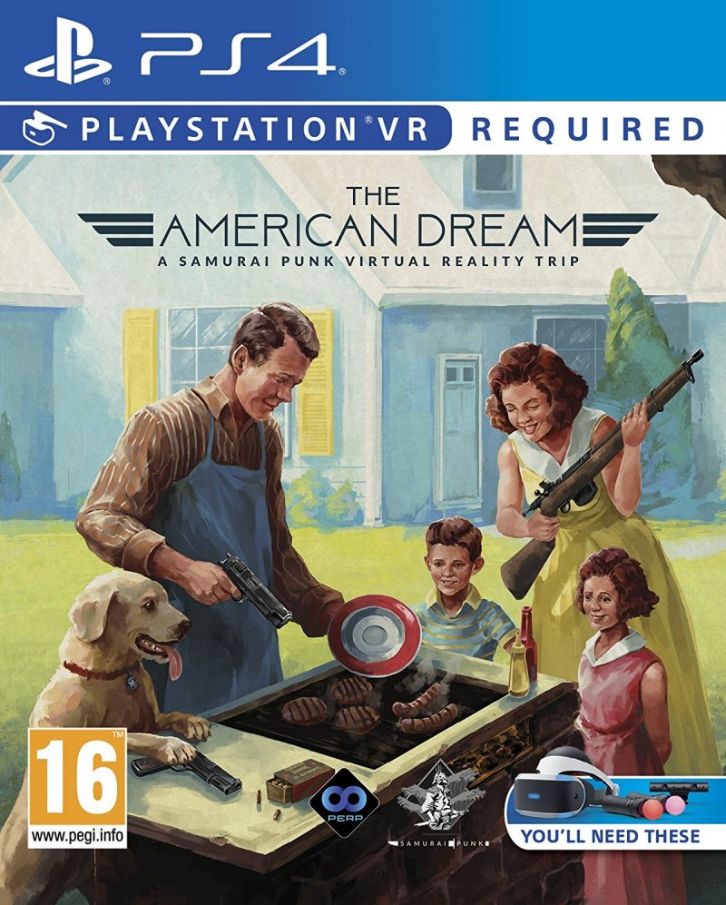 The American Dream (psvr) - PS4