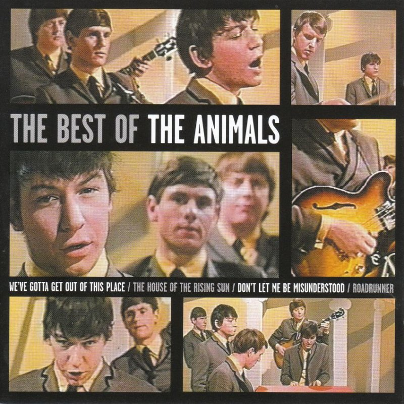 Image of   The Animals - Best Of The Animals - CD