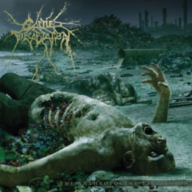 Image of   Cattle Decapitation - The Anthropocene Extinction - CD