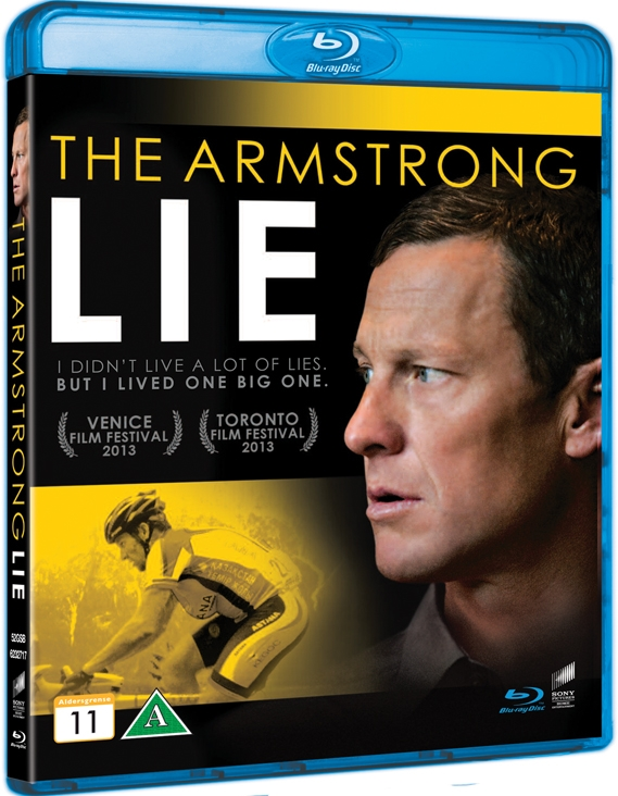 Image of   The Armstrong Lie - Blu-Ray