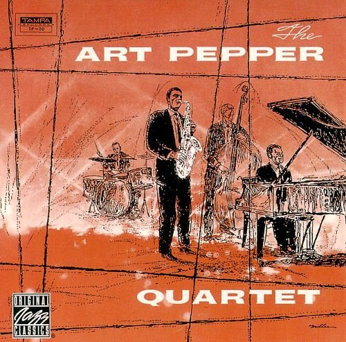 Art Pepper - The Art Pepper Quartet - CD