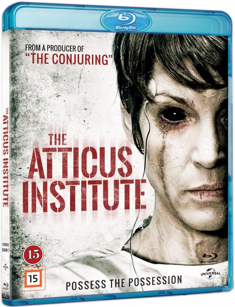 The Atticus Institute - Blu-Ray