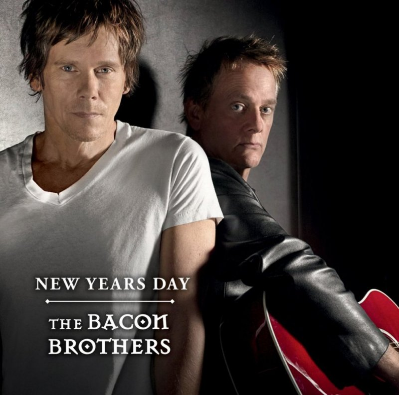 Image of   The Bacon Brothers - New Years Day - CD