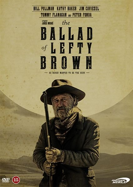 The Ballad Of Lefty Brown - DVD - Film