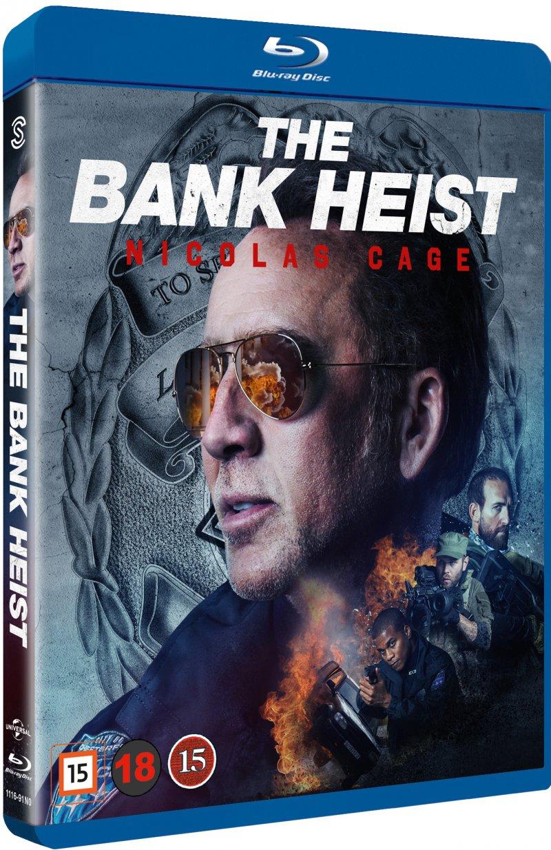 Image of   211 / The Bank Heist - Nicolas Cage - Blu-Ray