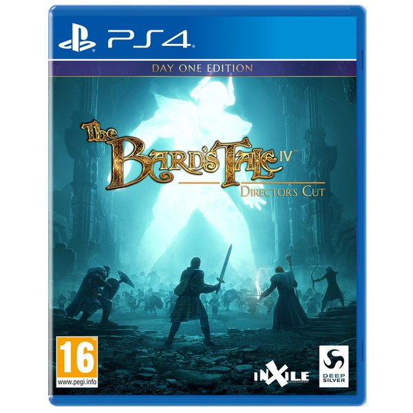 Image of   The Bard's Tale Iv: Director's Cut - Day One Edition - PS4