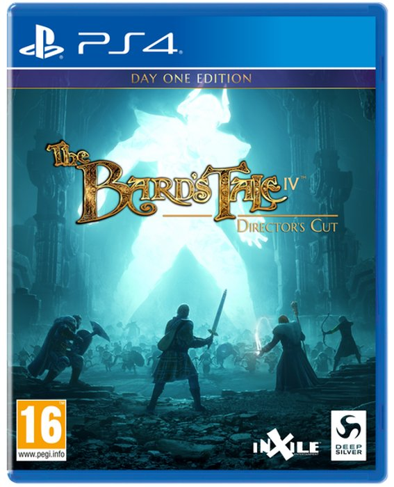 Image of   The Bards Tale Iv - PS4