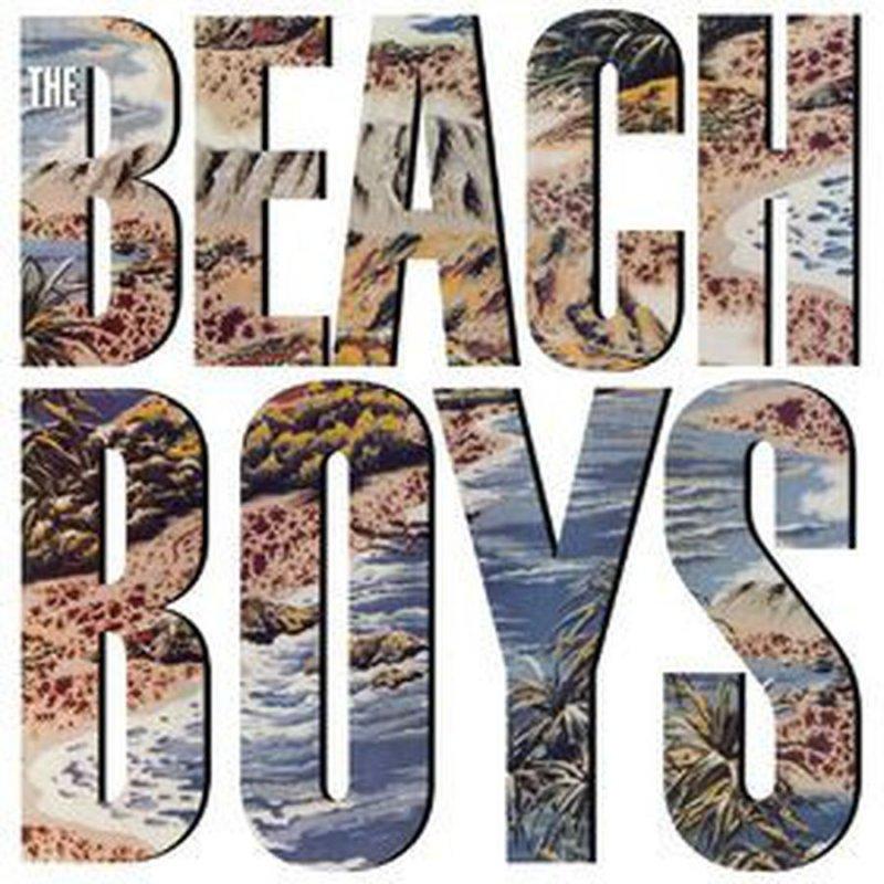 Image of   The Beach Boys - The Beach Boys - Vinyl / LP