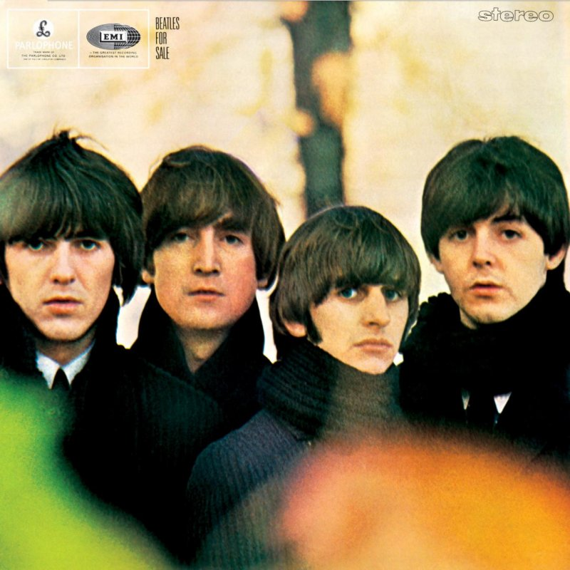 Image of   The Beatles - Beatles For Sale - Remastered - CD