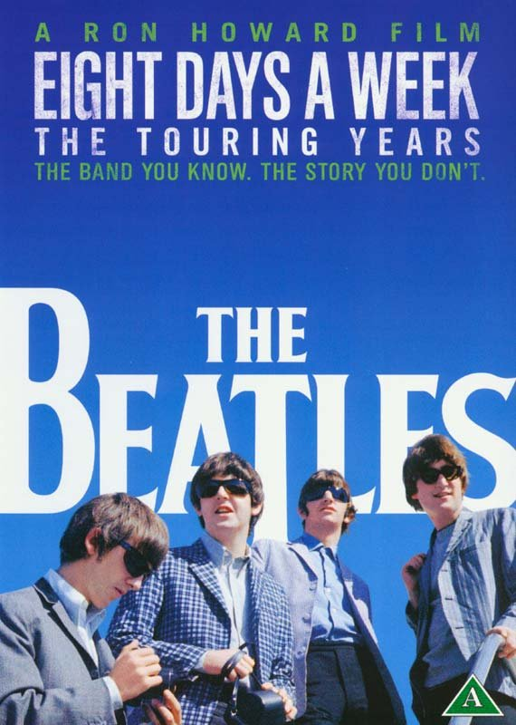 Image of   The Beatles Eight Days A Week - Blu-Ray