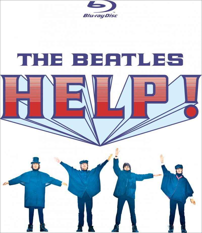 Image of   The Beatles - Help! - Blu-Ray