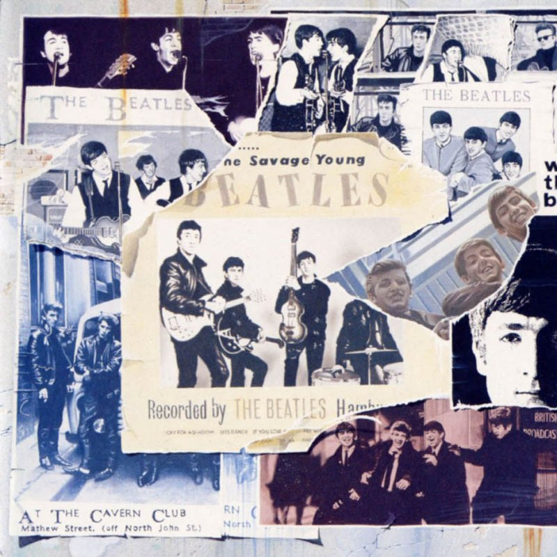 Image of   The Beatles - The Beatles Anthology Vol.1 - CD