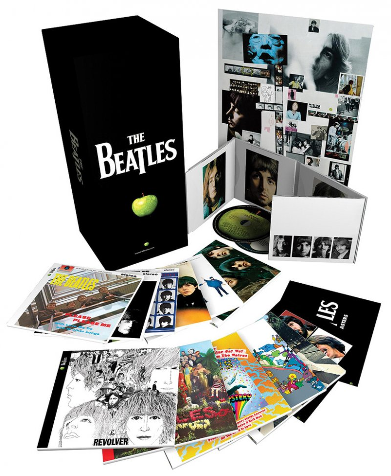 The Beatles - The Beatles Stereo Box - CD