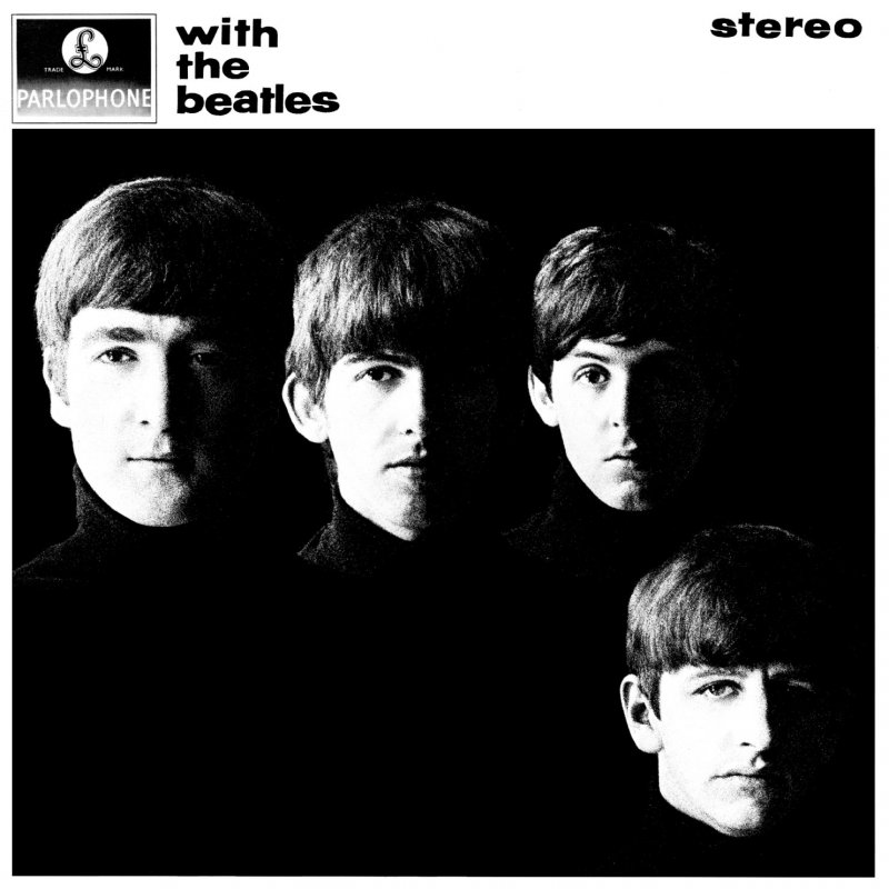 Image of   The Beatles - With The Beatles - Remastered - CD