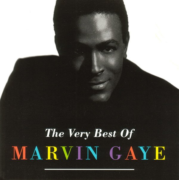 Image of   Marvin Gaye - The Best Of Marvin Gaye - CD