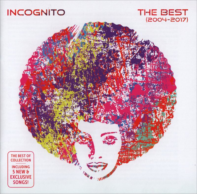 Image of   Incognito - The Best - CD