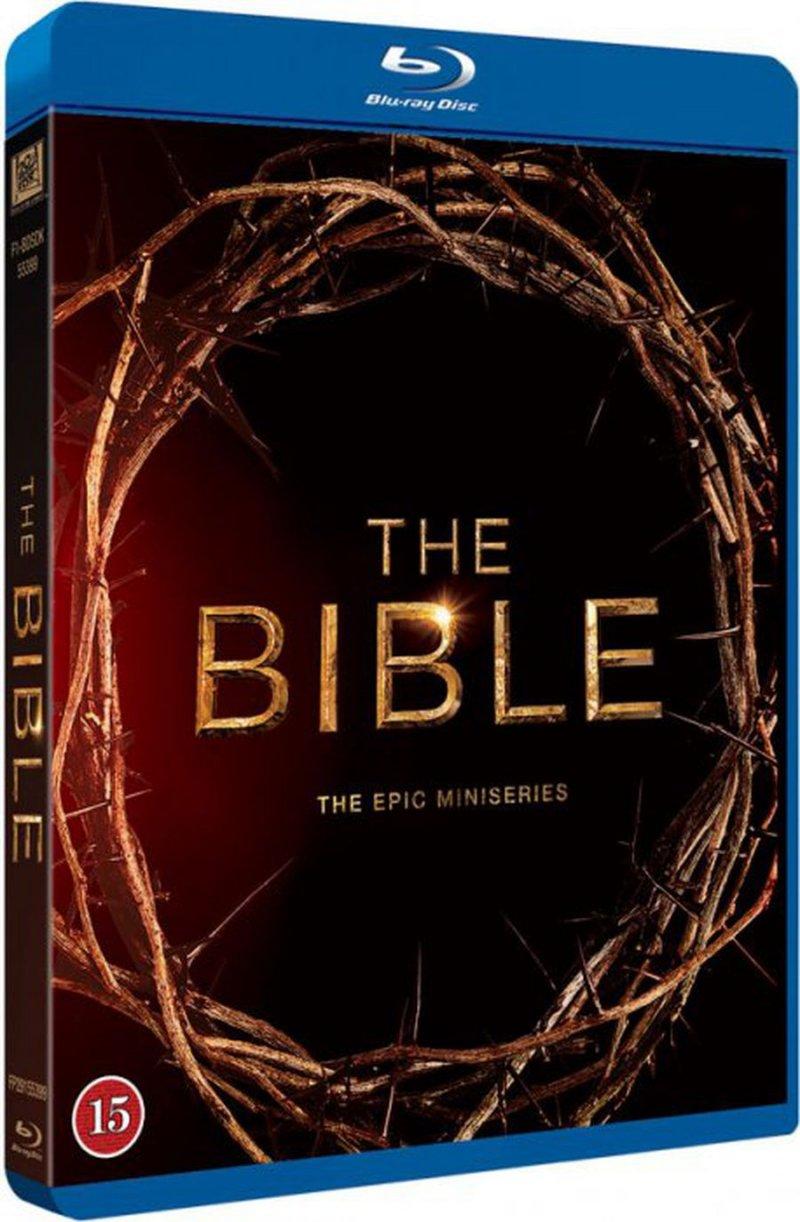 The Bible - Miniserie Fra 2013 - Blu-Ray - Tv-serie
